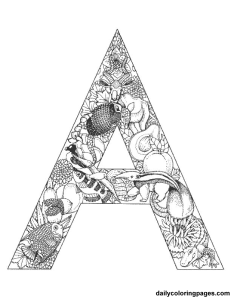 a-animal-alphabet-letters-to-print