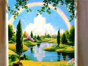 Jesus Heaven-10