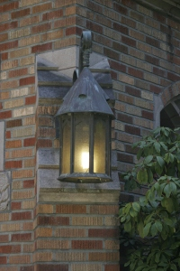lantern porch light