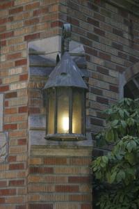 lantern porch light