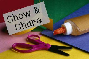 show & share2014
