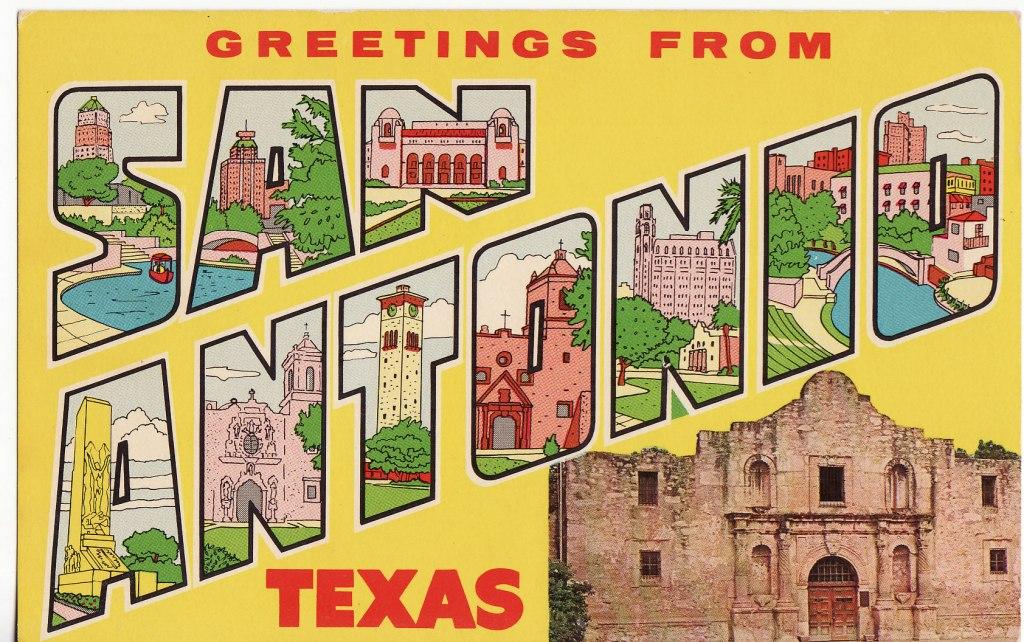 SA postcard