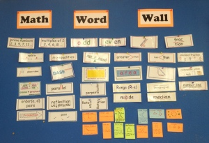 Expand Your Academic Vocabulary with a Word Wall – The